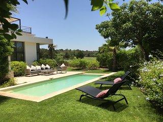 Luxueuse villa avec piscine chauffée