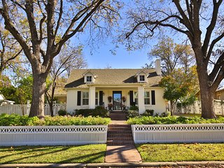 Eleven09--A Fine Guest Experience in the Sayles/Highland Historic District