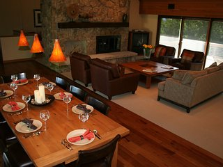 Great living room to relax with family and friends.