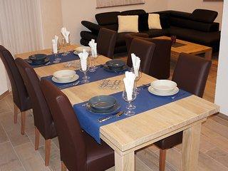 Ferienwohnung Ruza *** 120 m² bis 8 Erwachsene