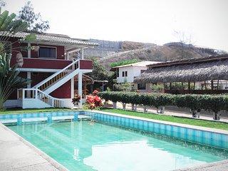 Hospedaje Casa Playa, Montanita
