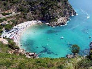Lovely Costa Nova Villa close to Granadella beach, private pool, WIFI & Air Con