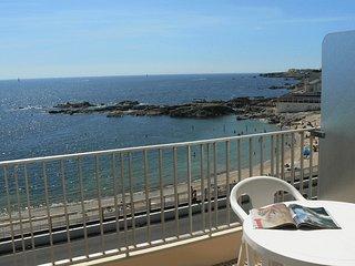 Lumineux appartement bien équipé en face de l'océan, Le Croisic