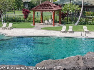 NEW ★ Orchid Villa ★ Bikes/Beach Toys ★  Golf and Sunset Views  ★  We ♥ Families, Waikoloa
