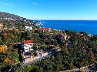 Appartamento in Villa - Vista mare, Alassio