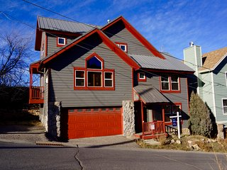 Main Street Home w/ 3 Master Bedrooms...steps to Main St. & Park City Ski Resort