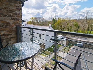 6 Waterwheel Apartments located in Charlestown, Cornwall
