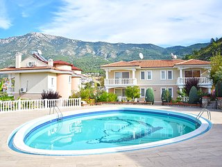 Cosy duplex apartment with stunning views in Oludeniz