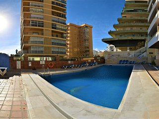 2410 Viu de sea Fuengirola Heating Swimming Pool