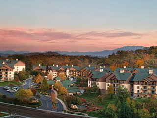 Smoky Mountain Fun – Wyndham Smoky Mountains Resort 3-Bedroom Condo - F1