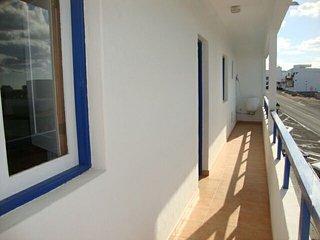 La Santa, terraza y azotea solarium, vistas al mar y atardecer, 18m del mar, Tinajo