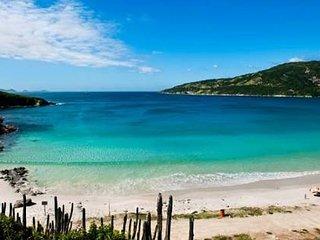 Alugo lindo Apartamento com 2 quartos no Caribe brasileiro, Arraial do Cabo