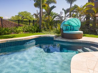 Hawaiian Destiny★ Stunning ♥ Private Heated Pool & Spa★Pamper Yourself In Luxury, Waikoloa