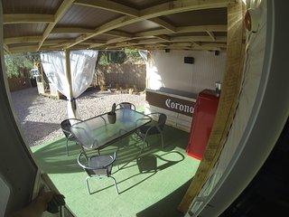 Pro desert camper home