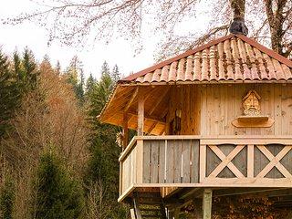 DOLOMITI VILLAGE  casa sull albero