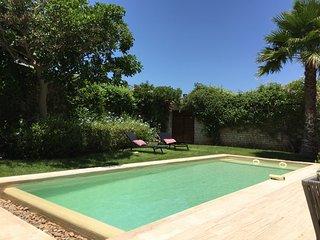 Luxueuse villa avec piscine chauffee