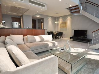 Financial Centre - Luxurious & Spacious 2 Bedroom Duplex Penthouse in Park Tower, Dubai