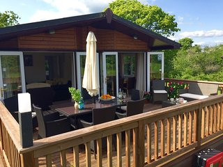 Hardy's Lodge - Two Bedroom Luxury Lodge - Shaftesbury