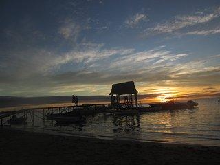 Loft face à la Mer Trou aux Biches île Maurice