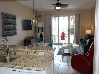 Great ground floor unit, located by the pool!