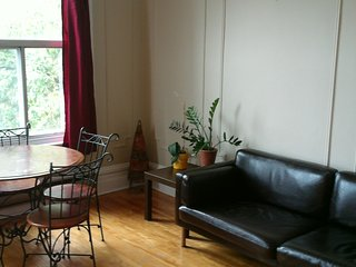 Bright 3 bedrooms in the heart of Mile End, Montreal