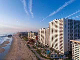 Sand, Sun, and Fun – Wyndham Ocean Walk 2-Bedroom Condo - 1AF