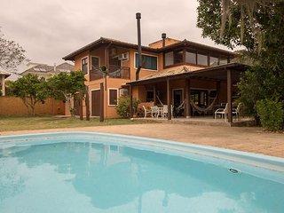 Casa 4qts piscina Cond Porto da Lagoa