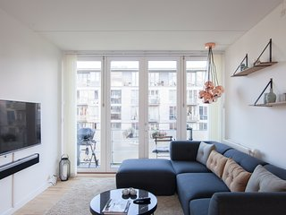 Luxurious Scandinavian Design Apartment