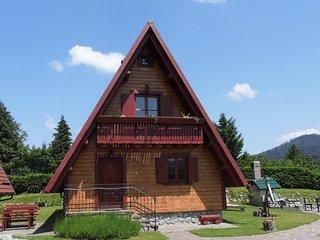 Kuće za odmor Runolist EVA, Crni Lug