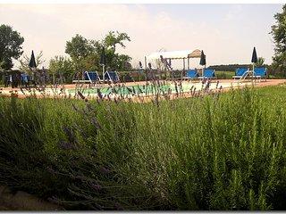 Il Villino di Cortona (private property, private pool, wi-fi, air conditioning)