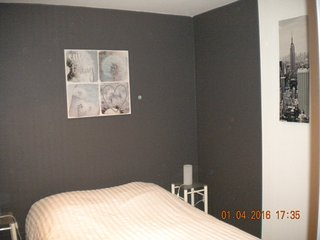 appartement situé au 1er étage de la Closerie des fleurs  capacite  3 personnes, Vittel