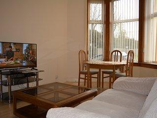 Mount Florida 2-Beds Glasgow Apartment