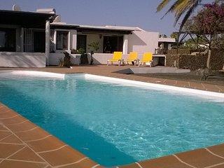 Casa Rana, holiday villa in Los Calamares, Playa Blanca, Lanzarote