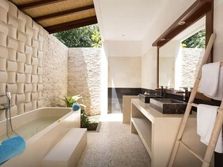 Villa Luxe, confortable et abordable proche centre, Canggu