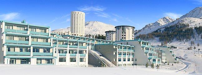 complexe du village olympique