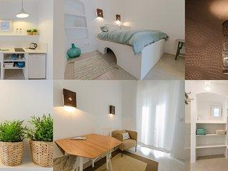 Nuevo! Apartamento Sirocco - casco antiguo muy central wifi, Tarifa