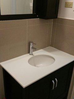 Our Spacious Bathroom