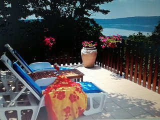 Villa la Paiola - Suite PALMA with Jacuzzi and lake view  near Rome, Caprarola