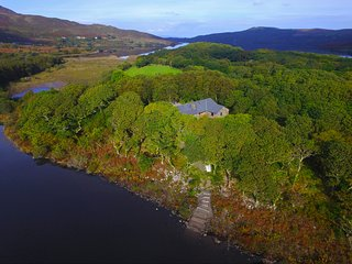 Island Hideaway on Scenic Lake in Kerry, Caragh Lake