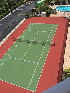 Tennis Court and Pickle ball court