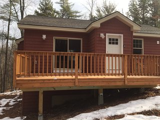 White Mountain Vacation Home Close to Skiing, StoryLand, and Saco River, North Conway