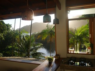 boutique beachfront studio, Ubatuba