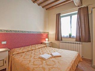 Appartamento giardino e piscina, vacanze incantevoli nelle colline Toscane.
