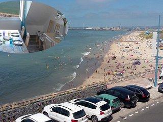 Télès, duplex T3 en front de mer