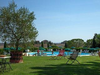 Trilocale Superior con piscina vicino a Siena