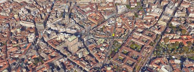 Google maps Duomo
