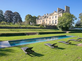 The Prestige of a 5-Star Chateau in Normandy, Tracy-Bocage