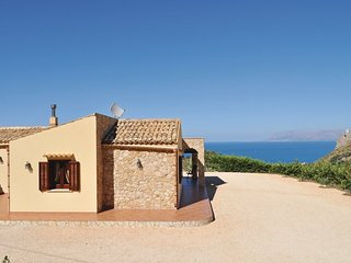 Beautiful House with sea view in Scopello