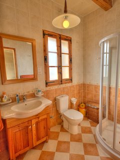 En-suite with Shower