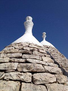 Coni dell'Antico Trullo, originale del '700, borghetto esterno